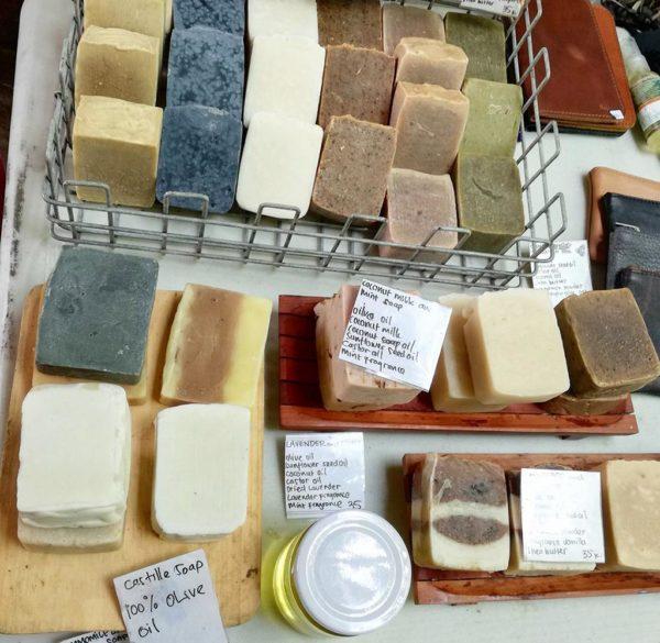 Kernseife natürliche Pflege nachhaltig EcoYou Zahnpasta selber machen