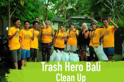 Trash Hero Flaschen Clean Up