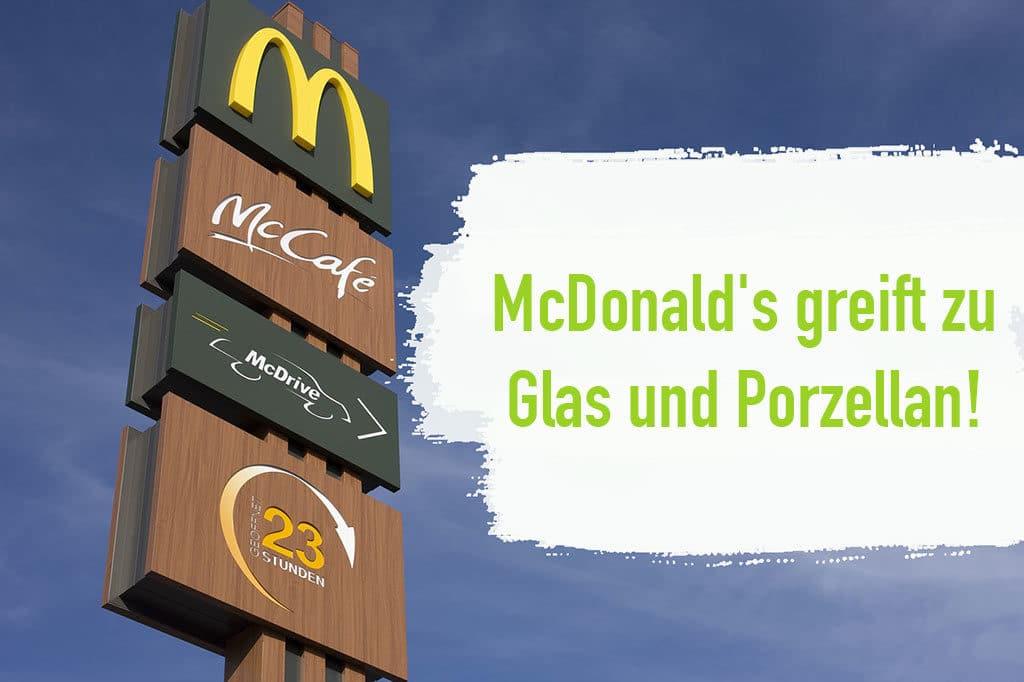 McDonalds Nachhaltigkeit