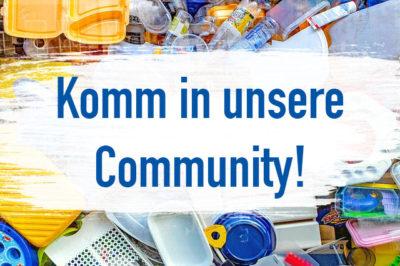 Plastikfrei und nachhaltig Leben Zero Waste EcoYou Community