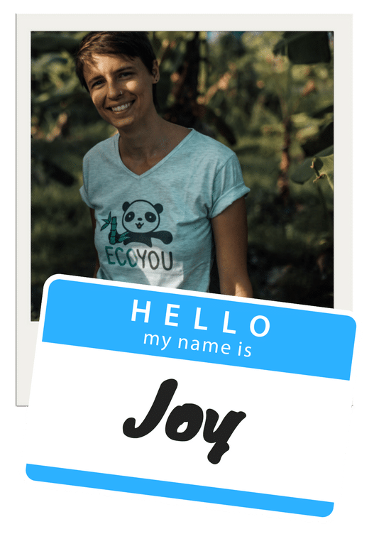 Joy von EcoYou - Nachhaltig Leben ohne Plastik - plastikfrei Leben