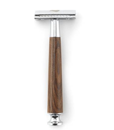 Rasierhobel Packliste Weltreise Holz