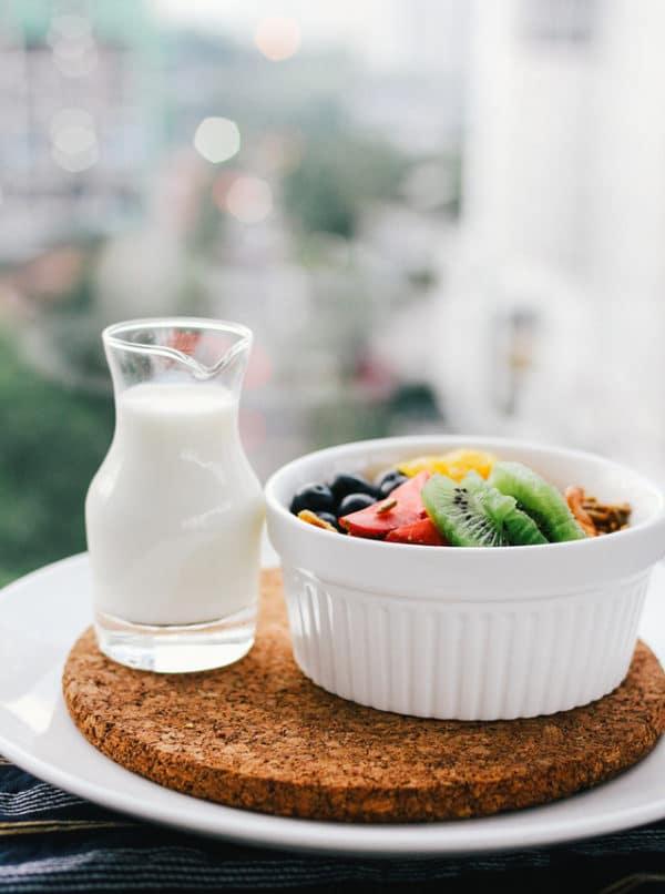 Mandelmilch selber machen Mandelmus youtube frühstück