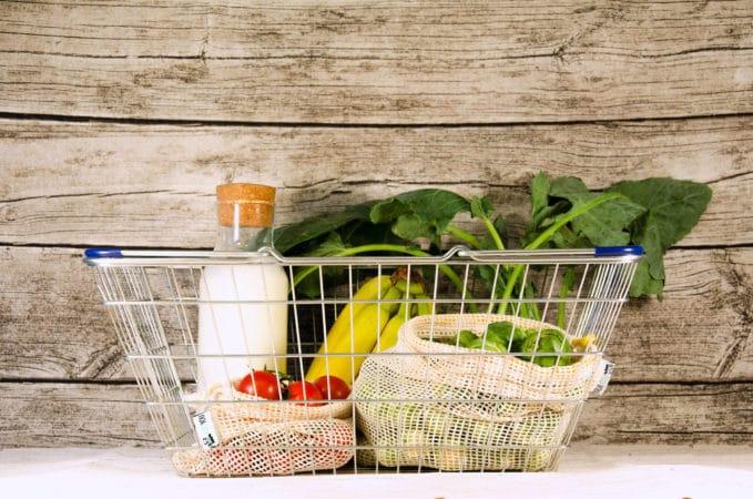 Zero Waste Tipps Ideen - Leben ohne Müll Plastikfrei Einkaufen