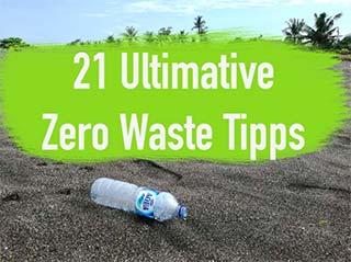 Zero-Waste-Tipps