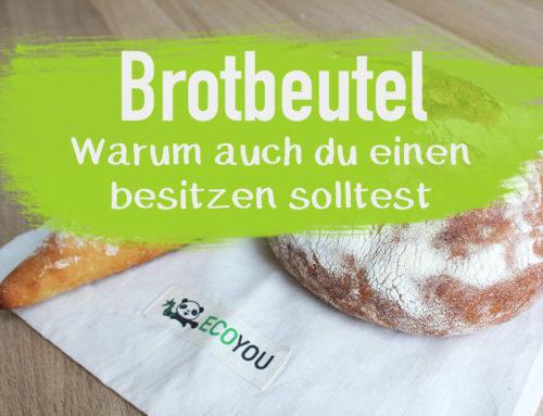 Der Brotbeutel – 7 gute Gründe wieso auch Du einen brauchst