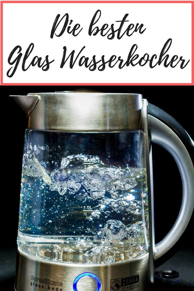 Wasserkocher Glas test amazon nachhaltig temperaturwahl led farbwechsel