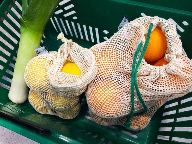 Unverpackt einkaufen - Verpackungsfrei einkaufen im Supermarkt