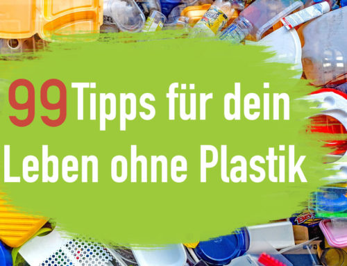 Die besten 99 Tipps für ein Plastikfreies Leben [2019]| EcoYou