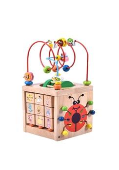 Holzspielzeug Kleinkinder ohne Plastik plastikfrei
