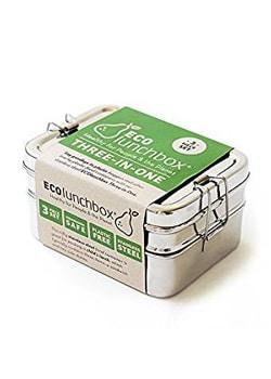 Lunchbox Plastikfrei Einkaufen Nachhaltigkeit Online Leben ohne Plastik Shop EcoYou Pause Büro