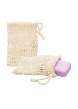 Seifensäckchen Plastikfrei Bad Zero Waste Seife Haarseife NoPoo Online Nachhaltig EcoYou