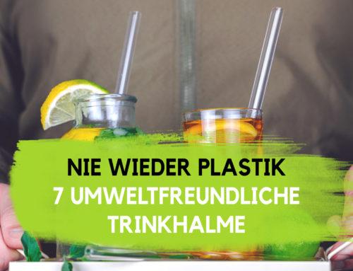 7 Umweltfreundliche Strohhalme ohne Plastik – 2020 | EcoYou