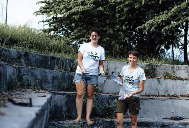 Plastikmüll Beach Clean Up Lösung Umweltschutz Plastikfrei Leben ohne Plastik