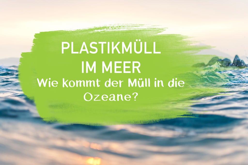 Plastikmüll im Meer Weltmeere Ozeane Plastikfrei Leben ohne Plastik Referat Folgen Lösung Fakten Woher kommt das Plastik Müllstrudel EcoYou Blog Plastikinsel Müll vermeiden