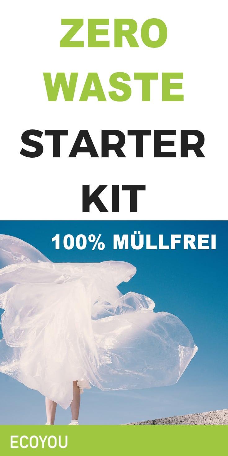 Zero Waste Grundausstattung Starter Kit EcoYou Müllfrei Umweltfreundlich