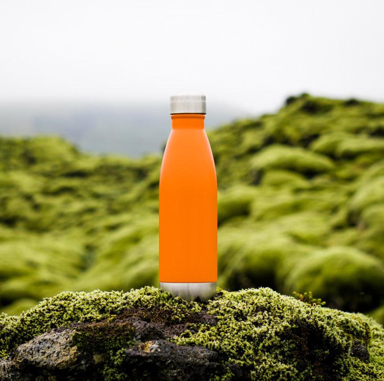 Wiederverwendbare Trinkflasche Nachhaltiges Weihnachtsgeschenk Zero Waste Geschenk für Weihnachten Plastikfrei Leben ohne Plastik EcoYou Blog