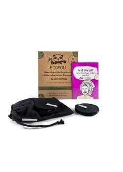 schwarze Abschminkpads EcoYou Nachhaltig Umweltfreundlich