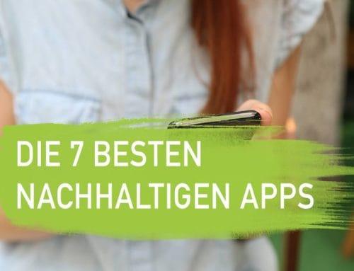 Die besten 7 nachhaltigen Apps für den Umweltschutz I EcoYou