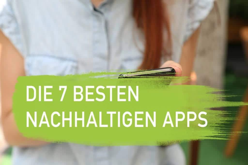 zero waste apps ecoyou nachhaltigkeit vegan food scanner app codecheck app