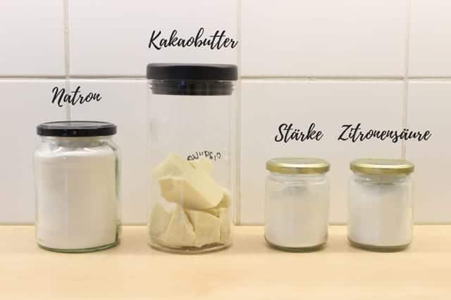 Badebomben Badekugeln selber machen Anleitung DIY plastikfrei Leben ohne Plastik Zero Waste im Bad EcoYou Blog