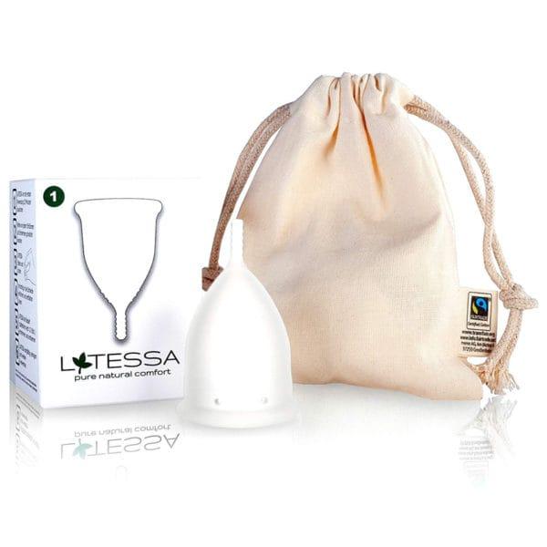 Menstruationstasse - Nachhaltige Produkte - Green Lifestyle - EcoYou - Zero Waste