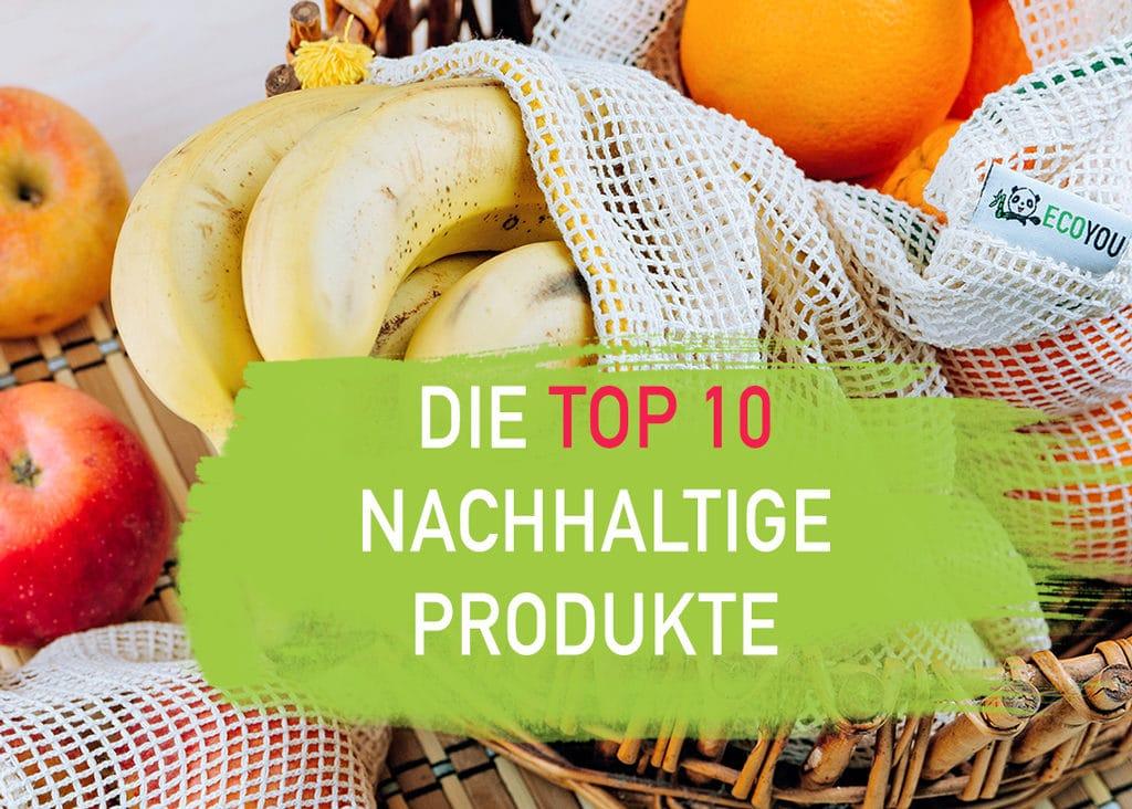 Nachhaltige Produkte Geschenke Zero Waste Plattform EcoYou Avocadostore Haushalt Küche Bad