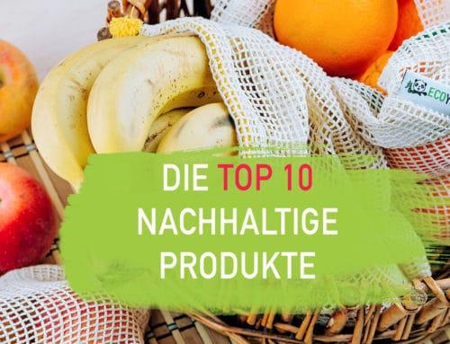 10 nachhaltige Produkte die in keinem Haushalt fehlen sollten I EcoYou