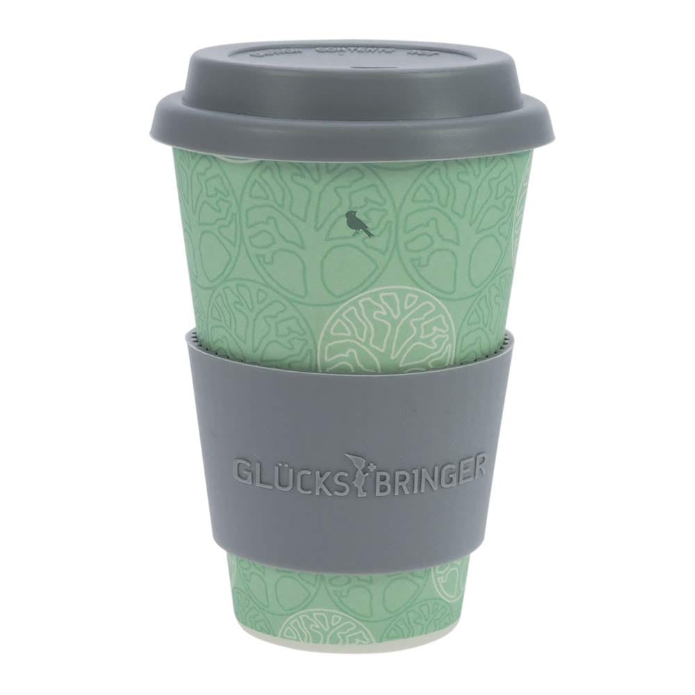 Wiederverwendbarer Kaffeebecher - Coffe to go-Becher aus Bambus - EcoYou - Zero Waste Online Shop - Nachhaltige Produkte ohne Plastik - Plastikfrei Leben ohne Plastik