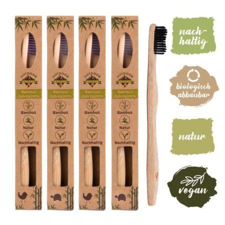Bambus Zahnbürste nachhaltige Produkte shop nachhaltiger konsum nachhaltigkeit nachhaltig leben plastikfrei leben