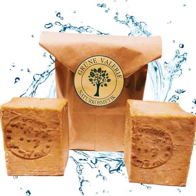 Haarseife - Aleppo Seife - Natürliche Proukte - Nachhaltige Produkte - EcoYou - Zero Waste Online Shop