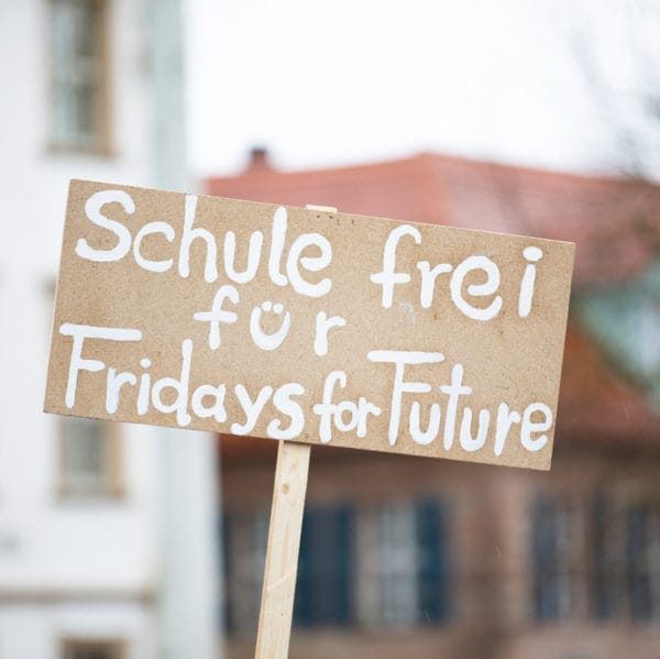 Fridays for Future There is no Planet B Klimaschutz EcoYou Blog Demo