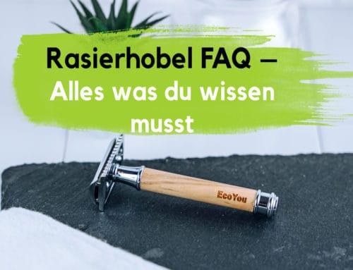 Rasierhobel FAQ – Alles was du wissen musst