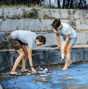 beach clean up events aufräumen nachhaltig leben zero waste blog