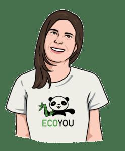 Anna-Lisa EcoYou Team plastikfrei Leben unverpackt Einkaufen Autorin
