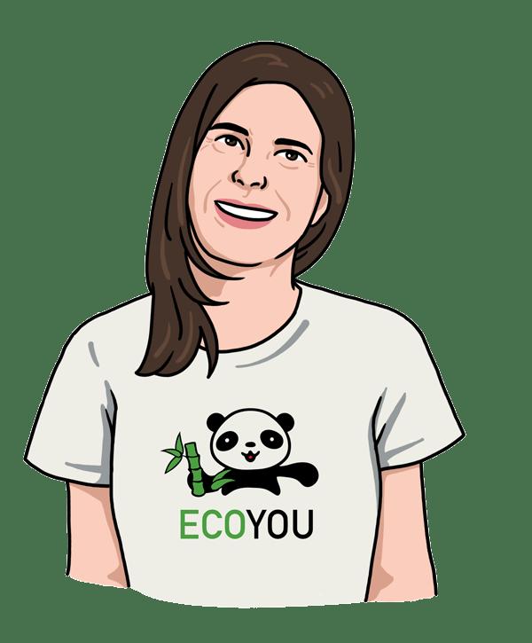 Anna Lisa von EcoYou - Blog für ein plastikfreies Leben - Leben ohne Plastik - Tipps und Tricks