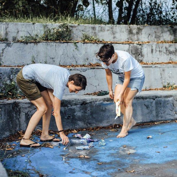clean up event clean up the planet umweltschutz nachhaltig leben nachhaltigkeit