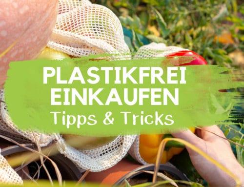 Plastikfrei Einkaufen – Die besten Tipps & Tricks | EcoYou®