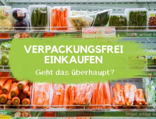 Verpackungsfrei & Plastikfrei Einkaufen – Geht das überhaupt? | EcoYou