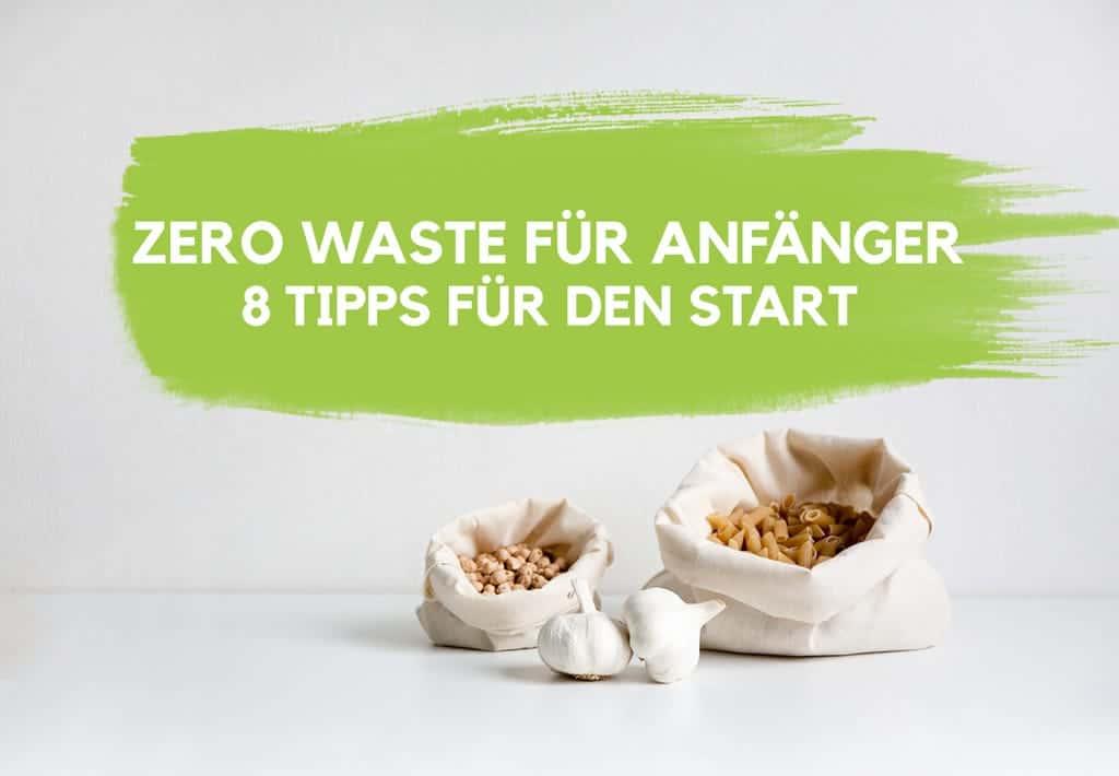 Zero Waste Anfänger Gemüsebeutel Plastikfrei Einkaufen ohne Plastik Unverpackt Laden EcoYou