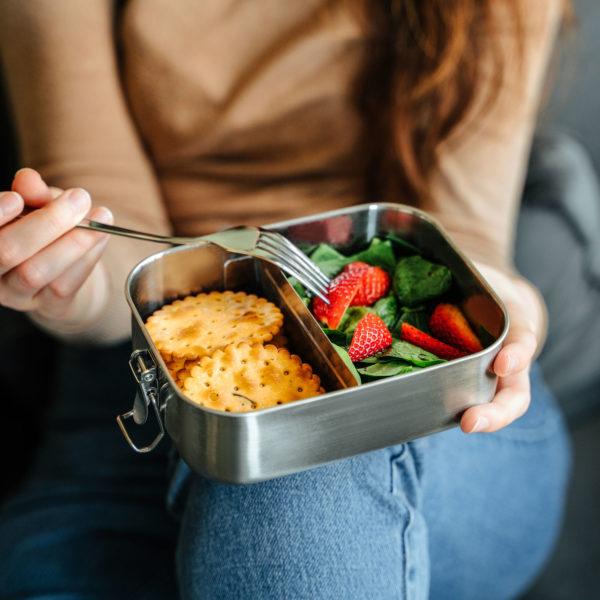 Unverpackt Einkaufen – Lunchbox aus Edelstahl EcoYou – Leben ohne Plastik EcoYou Tipps