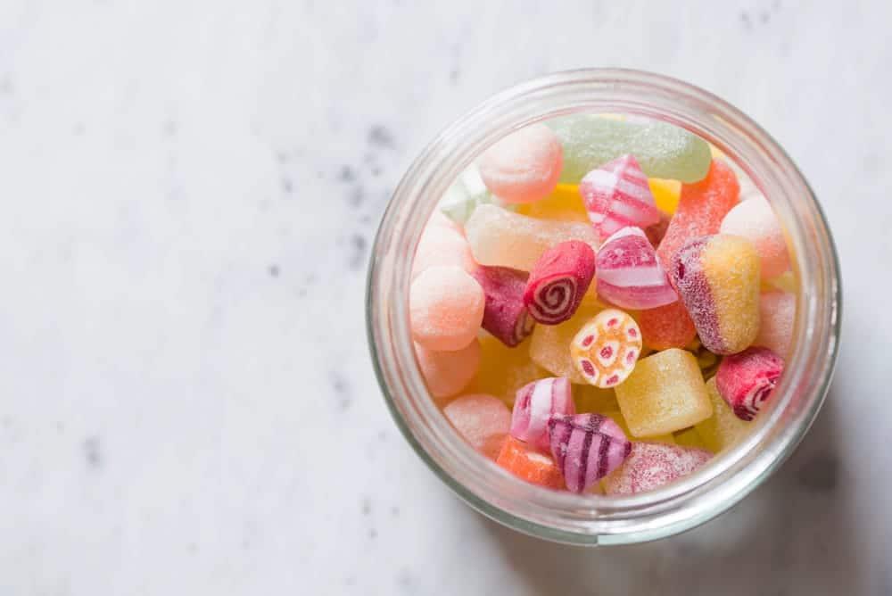 Plastikfrei süßigkeiten einkaufen unverpackte süßigkeiten plastikfrei leben bonbons im glas