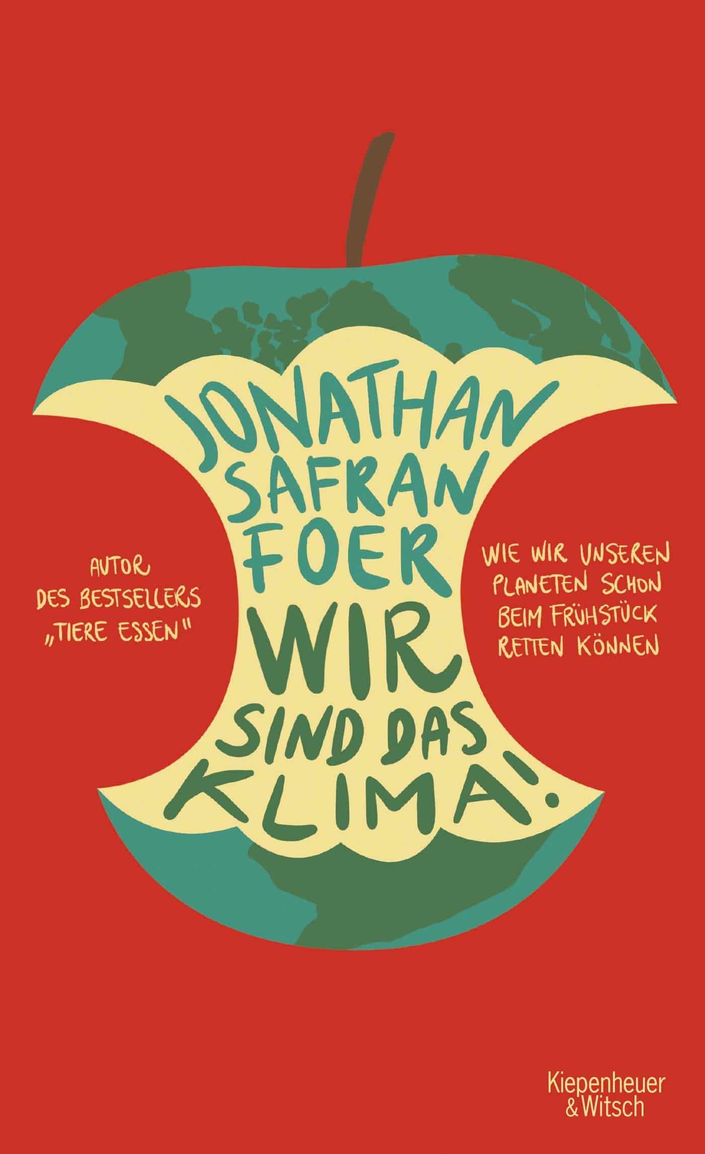 Wir sind das Klima Buch Nachhaltige Bücher