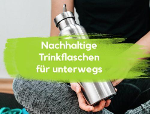 Nachhaltige Trinkflaschen für unterwegs I EcoYou®