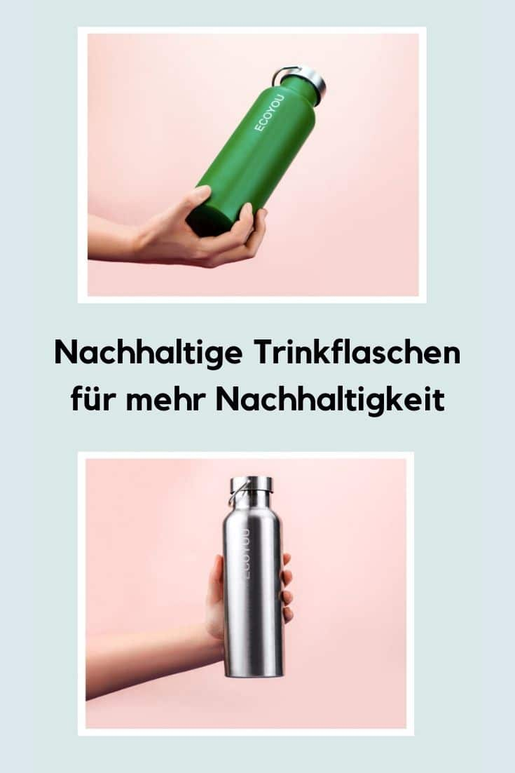 Nachhaltige Trinkflaschen im Vergleich Plastikfrei Leben Plastikflasche Test