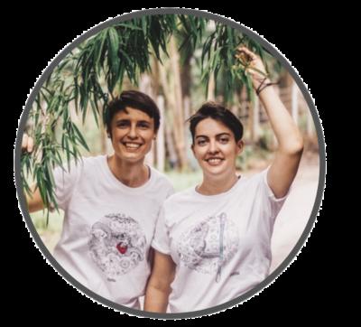 Lisa und Joy von EcoYou - Blog für ein plastikfreies Leben - Leben ohne Plastik - Tipps und Tricks